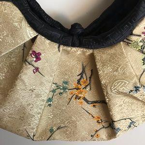 no name Bags - Asian inspired silk bag